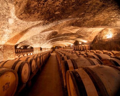 Burgundy Wine Cellar