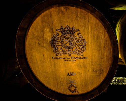 Château de Pommard Wine Bark