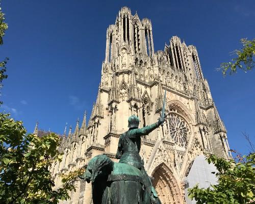 Cathedral Notre Dame de Reims