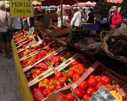 Burgundy Local Market