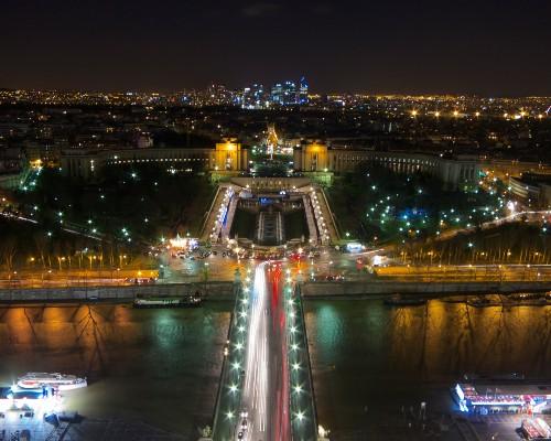 Place de la Trocadero
