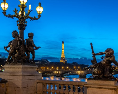 Pont Alexandre III View