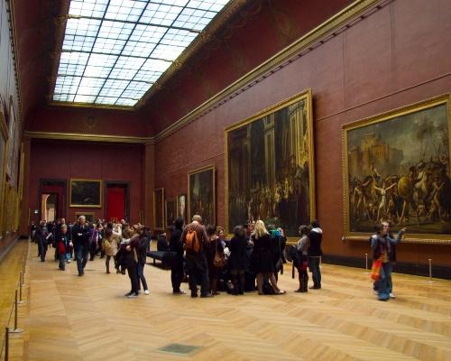 Louvre Museum Renaissance Hall
