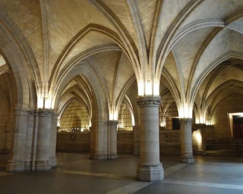 Arc's of the Conciergerie