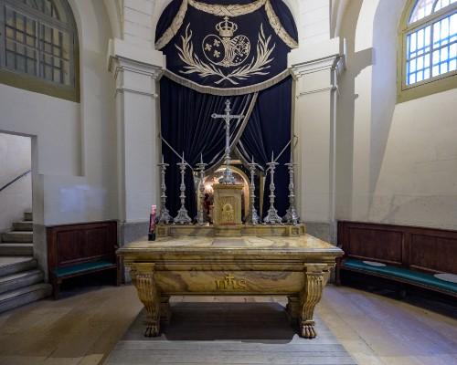 Conciergerie Chapel