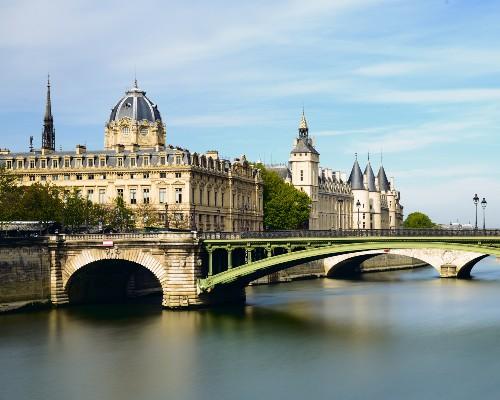 Facade of the Conciergerie
