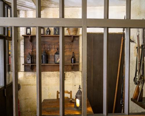 Inside the Conciergerie
