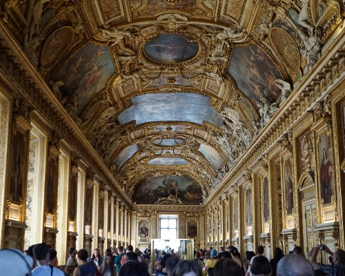 The Louvre Royal Hall