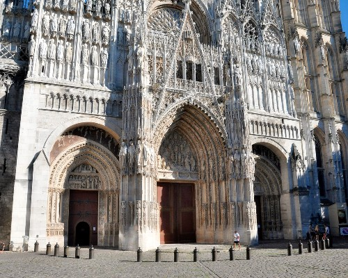 Cathedral Notre Dame of Rouen
