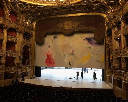 Opera Theatre Stage