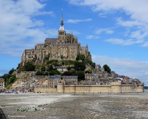 Mont-Saint-Michel Island