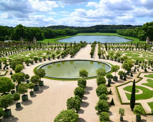 Versailles Gardens Masterpiece