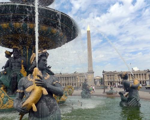Concorde Fountain